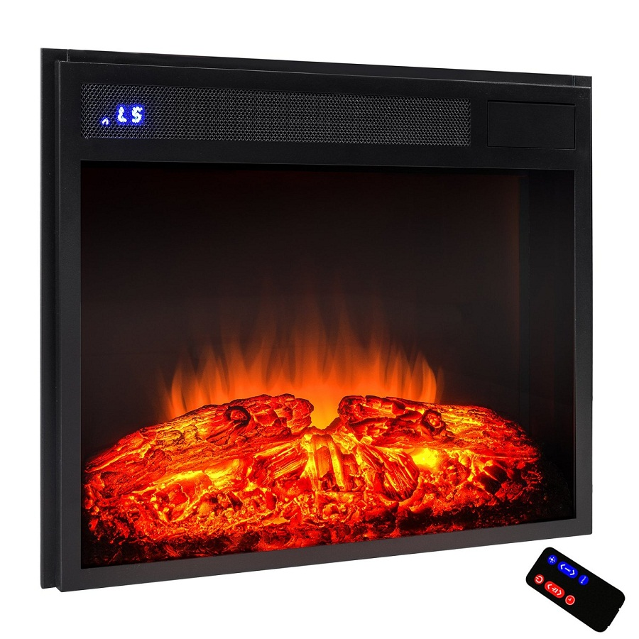 "AKDY 28"" Black Firebox Fireplace Insert review"