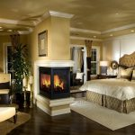 Interesting Fireplace Designs For Master Bedroom