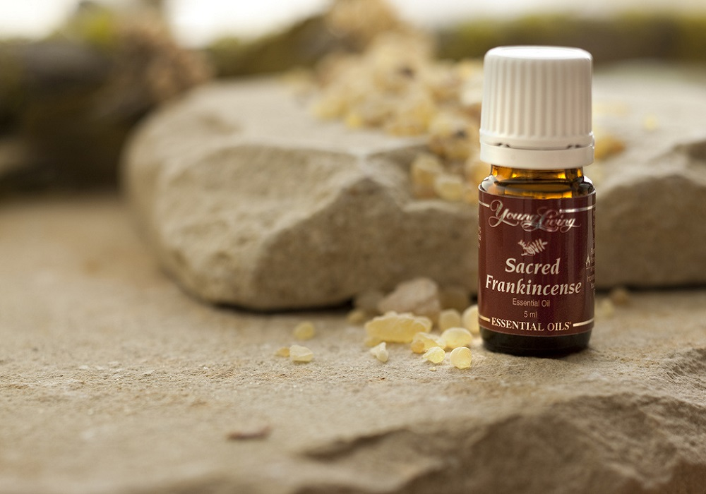 Skin Frankincense Essential Oil