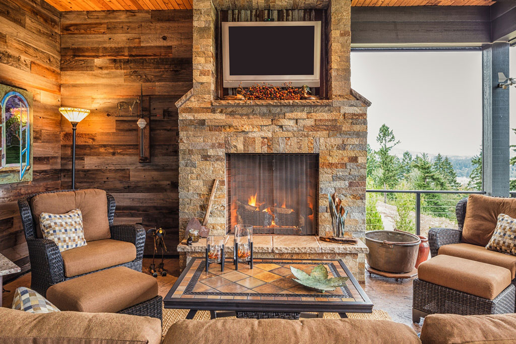 Fireplace Design Ideas for Subtle And Chic