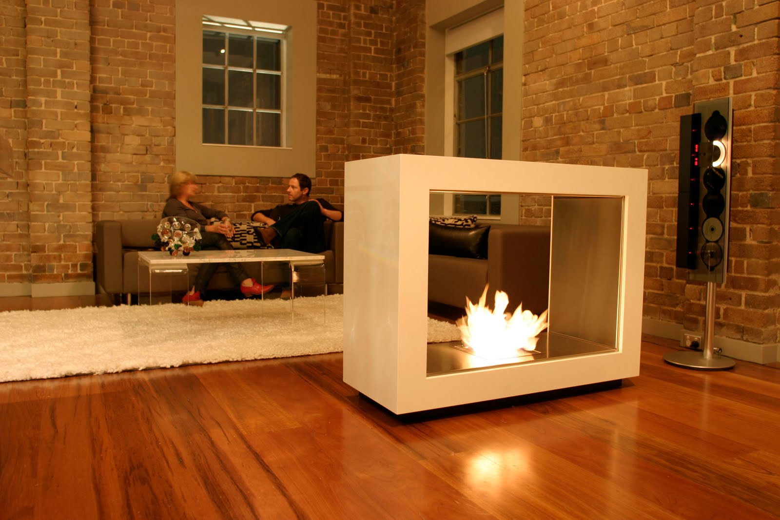 Decorative Fireplace Design Ideas