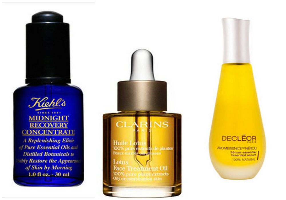 Face Oils Product