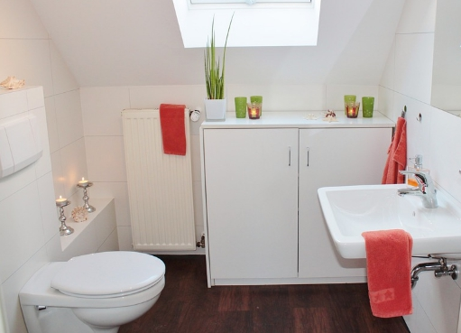 Using The Right Candles In Your Bathroom